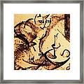 19899 Manuel Ruiz Pipo Framed Print