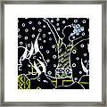 Nuer Lady -  South Sudan Framed Print