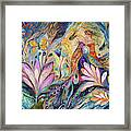 The Sea Song Framed Print