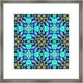 Arabesque 106 Framed Print
