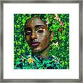 235a Framed Print