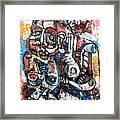 2847 Framed Print