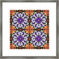 Arabesque 097 Framed Print