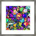 2x1 Abstract 366 Framed Print