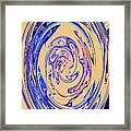 Agave Abstract Framed Print