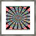 Novino Sale Fineart Chakra Mandala Round Circle Inspirational Healing Art At Fineartamerica.com By N Framed Print