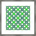 Arabesque 095 Framed Print