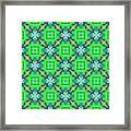 Arabesque 093 Framed Print