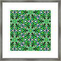 Arabesque 089 Framed Print
