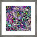 39916 Framed Print