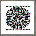 Novino Sale Fineart Chakra Mandala Round Circle Inspirational Healing Art At Fineartamerica.com By N Framed Print
