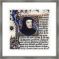 Petrarch (1304-1374) Framed Print