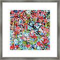 3rd Day Of Creation 201808 Framed Print