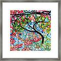 3rd Day Of Creation 201809 Framed Print