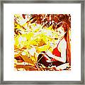 Asian Framed Print