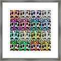 Dod Art 123 Framed Print