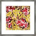 Divine Flower Framed Print