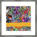 9-11-3057b Framed Print