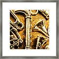 A Classical Composition Framed Print