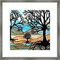 A Good Foundation Framed Print by Connie Valasco