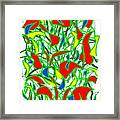 A Jungle Out There Framed Print