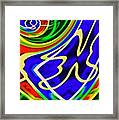 A Passing Thought Framed Print