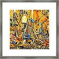 A Place For Everything And Everything In It's Place Framed Print