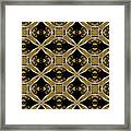 A Reach For The Stars Abstract Framed Print
