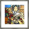 A Wealth Of Abudance Framed Print by David Gomm