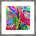 Abstract - Rebirth Series - Eva's Dream Framed Print