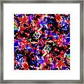 Abstract #1 On 15 August 2018 Framed Print