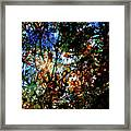 Abstract 126 Framed Print