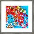 Abstract 128 Framed Print