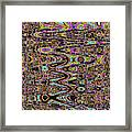 Abstract #141 Framed Print