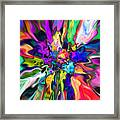 Abstract 367 Framed Print