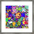 Abstract 369 Framed Print