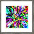Abstract 397 Framed Print