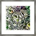 Abstract 63016.3 Framed Print