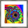 Abstract 65 Framed Print