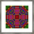 Abstract 652 Framed Print