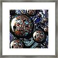 Abstract 71216.2 Framed Print