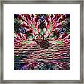 Abstract 93016.1 Framed Print