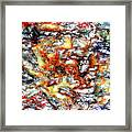Abstract 9591 Framed Print