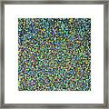 Abstract Composition No. 13 Framed Print