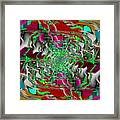 Abstract Cubed 275 Framed Print