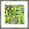 Abstract Dr #6 Framed Print
