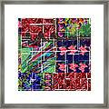 Abstract Graphic Art By Navinjoshi At Fineartamerica.com Elegant Interior Decoractions Print On Thro Framed Print