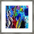 Abstract Perfection Framed Print