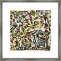 Abstraction 2049 Framed Print