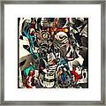 Abstraction 2501 Framed Print